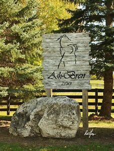 HORSE BOARDING at ASH-BREN EQUINE LTD.