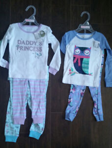 3 Pairs of Brand New 18-24 Month Size PJ's - $25 for all!