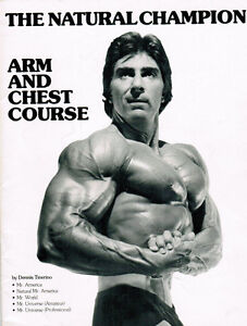 Training Book for Bodybuilders - Arms & Chest Course