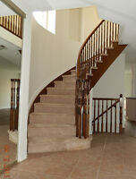 Beautiful 3 bedroom end unit townhome for rent in Barrhaven