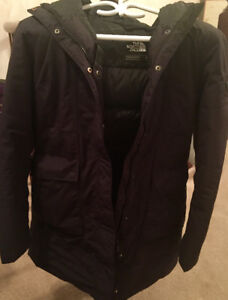 Womens North Face Winter Coat