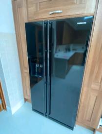 Samsung American fridge freezing