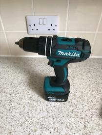 Brand New Makita Combi Drill DHP482
