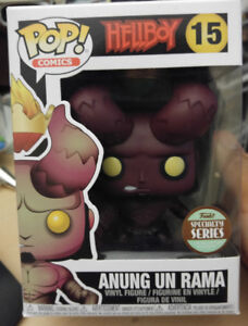 Selling Hell Boy with Crown Funko Pop!