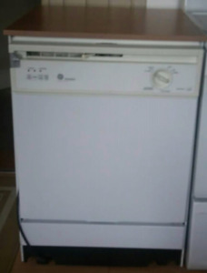 "Portable Dishwasher, 30"" Stove"