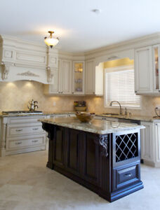 KITCHEN CABINETS SALE! 100% custom canadian made