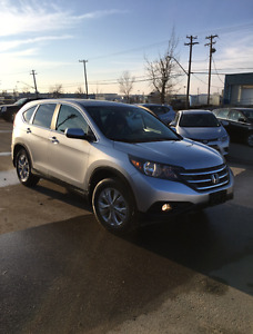 ***VERY LOW KM!*** 2012 Honda CR-V EX AWD