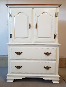 Maple Armoire