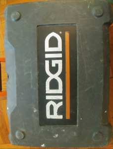 RIDGID Drill set for you and save big!!