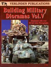 Verlinden Publications Building Military Dioramas Vol.V #1831