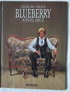 BLUEBERRY  #17 ANGEL FACE (1998)