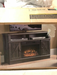 Brand new: Electric Fireplace TV Stand