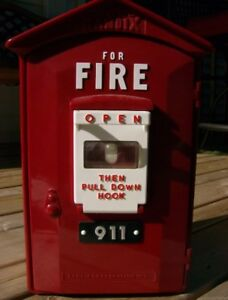 FIRE BOX PHONE