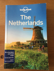 The Netherlands Lonely Planet Book