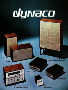 Seeking Vintage Dynaco Tube Stereo