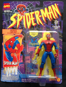 Spider-Man Animated Series Action Figure (Web Shooter)