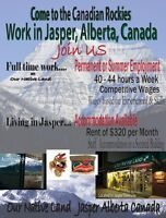 Is your New Year new job?Why not in the CDN Rockies