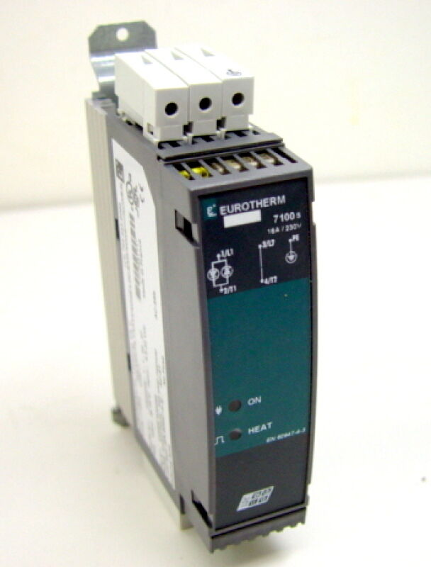 Eurotherm 7100S Contactor 16A 230V Single Phase Solid State Relay