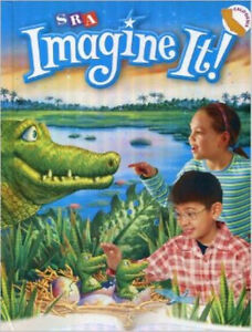 SRA Imagine It! Level 3 Book 1 Textbook Hardcover Brand new London Ontario image 1