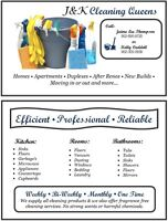 EFFICIENT, PROFESSIONAL, REALIABLE, AFFORDABLE CLEANERS