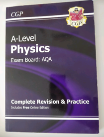 A Level Physics Aqa Complete Revision And Practice Cgp