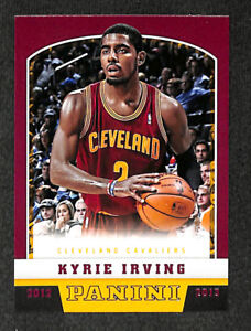 2012-13 Panini Kyrie Irving Rookie Card-Cleveland Cavaliers