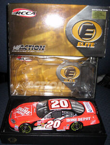 1/24 Elite Action RCCA Tony Stewart Monte Carlo #20 Home Depot