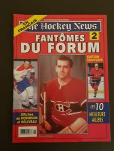 The Hockey News en Français - Fantômes du Forum 1996 - #2 à 4
