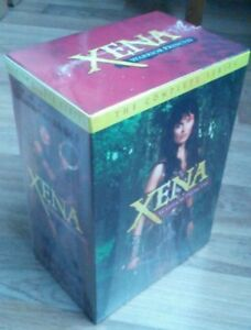 DVD Sets Xena Entourage Raymond Knight Rider Saved By The Bell