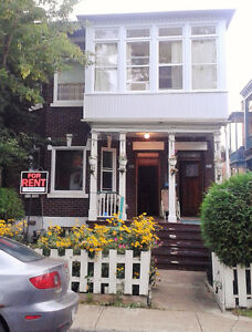 NDG Lower 61/2 Duplex, Unheated, 5 minutes from Vendome metro