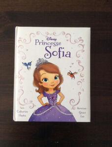 Livre pour enfant,Disney Princesse Sofia état neuf. Texte:Cather