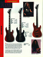 WANTED - Jackson Concert V Bass -