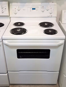 "Whirlpool 30"" Electric Stove"