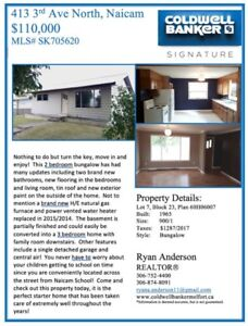 House for Sale in Naicam