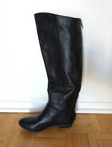 Steve Madden leather boots for sale