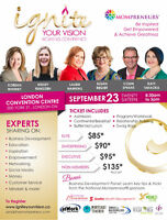 Women's Entrepreneur Conference - 4th Annual Ignite Your Vision
