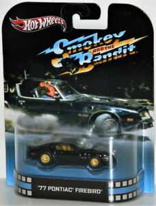 Hot Wheels Retro 1/64 '77 Pontiac Firebird Diecast Car