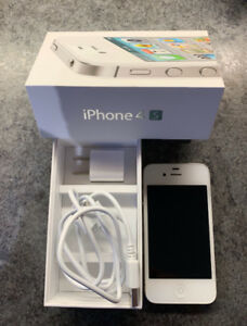 I fugal IPhone 4s (16gb) White