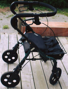 Walker with wheels - PIPER Series super mini - Déambulateur