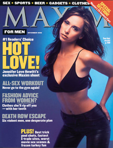 Maxim Magazines First In Order