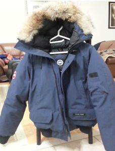 Canada Goose Chilliwack Bomber • Navy ( Mens M )