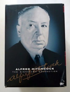 Alfred Hitchcock - 9 DVD Movies