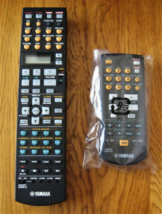 YAMAHA RX-V1800  Powerful Quality Remotes Manual Works