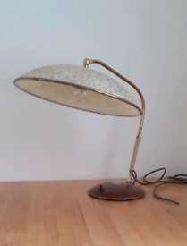 Vintage Bauhaus style table lamp
