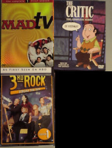 Comedy DVD sets for Sale!