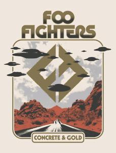 Foo Fighters Edmonton October 22nd
