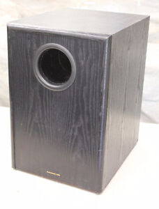 "100 Watt Acoustech Labs 10"" Powered Sub ❀ Model S100ETH"