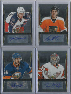 2013-14 Panini Select Signatures Hockey Cards for sale