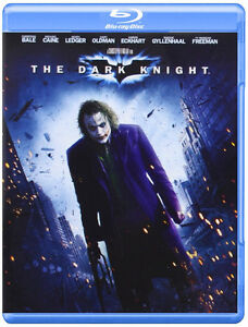 Batman-The Dark Knight-Blu-Ray-2 disc set