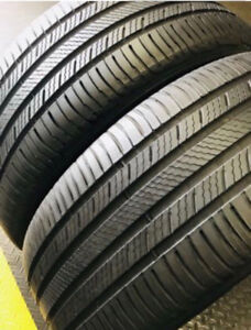 Continental 255/35R19 Tread 70% left